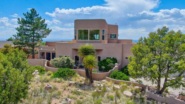 9108 Lynx Loop NE, Albuquerque, NM 87122 (MLS #944774) :: The Bigelow Team / Realty One of New Mexico