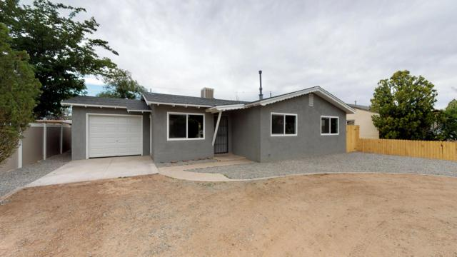 5019 San Luis Place NW, Albuquerque, NM 87107 (MLS #944784) :: Silesha & Company