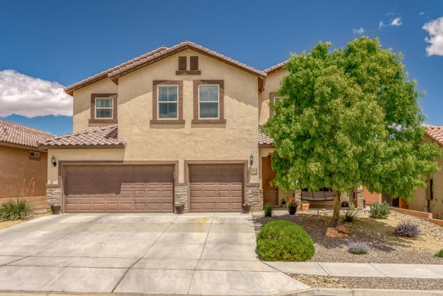 208 Valle Alto Drive NE, Rio Rancho, NM 87124 (MLS #944794) :: The Bigelow Team / Realty One of New Mexico
