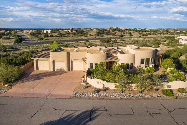 65 Desert Moutain Road, Placitas, NM 87043 (MLS #944799) :: The Bigelow Team / Realty One of New Mexico