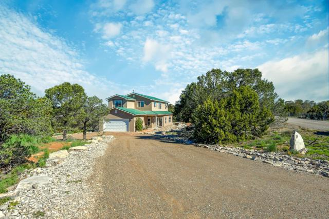 34 Snowflake Trail, Edgewood, NM 87015 (MLS #944805) :: Campbell & Campbell Real Estate Services