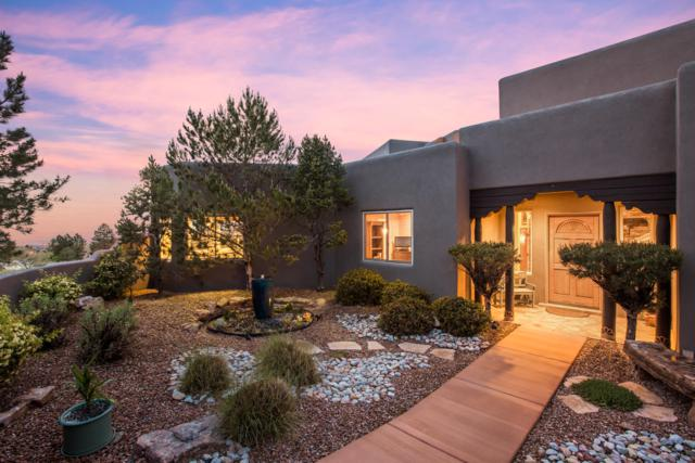 13601 Quaking Aspen Place NE, Albuquerque, NM 87111 (MLS #944856) :: The Bigelow Team / Realty One of New Mexico