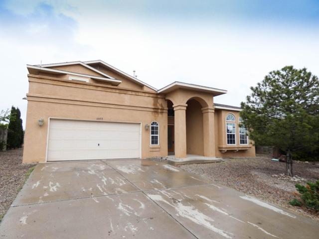 6853 Augusta Hills Drive NE, Rio Rancho, NM 87144 (MLS #944872) :: The Bigelow Team / Realty One of New Mexico