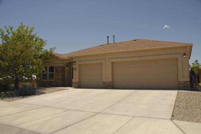 8901 Winncrest Trail NW, Albuquerque, NM 87114 (MLS #944873) :: The Bigelow Team / Realty One of New Mexico