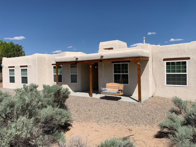 126 Mikaela Road, Corrales, NM 87048 (MLS #944879) :: The Bigelow Team / Realty One of New Mexico