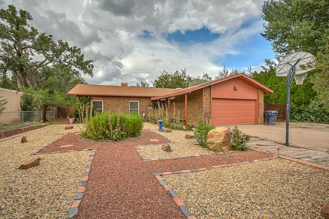 1625 Arcadian Trail NW, Albuquerque, NM 87107 (MLS #945023) :: Silesha & Company