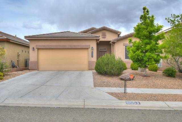 6553 Cliff Dweller Road NW, Albuquerque, NM 87114 (MLS #945036) :: Silesha & Company