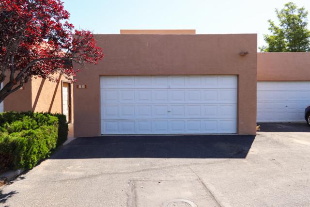 2700 Vista Grande Drive NW Unit 58, Albuquerque, NM 87120 (MLS #945067) :: Campbell & Campbell Real Estate Services