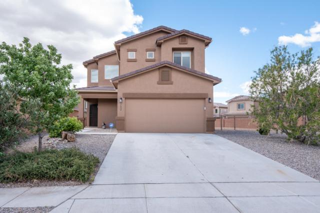 9644 Entrada Vista Avenue NW, Albuquerque, NM 87120 (MLS #945099) :: Campbell & Campbell Real Estate Services