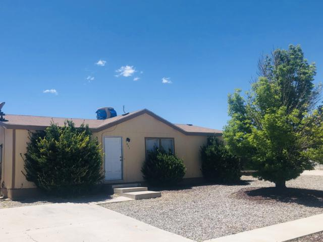 803 Paseo De Las Gladiolas, Belen, NM 87002 (MLS #945115) :: The Bigelow Team / Red Fox Realty