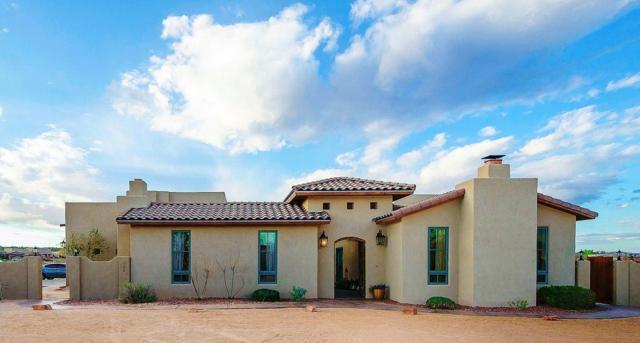 102 Todos Juntos Road, Corrales, NM 87048 (MLS #945118) :: Silesha & Company