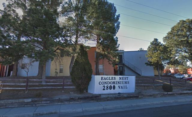 2800 Vail Avenue SE, Albuquerque, NM 87106 (MLS #945136) :: The Bigelow Team / Red Fox Realty