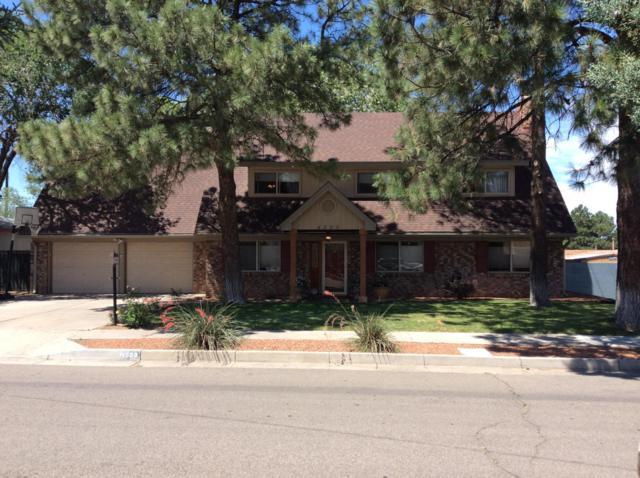 4509 Dona Marguerita Avenue NE, Albuquerque, NM 87111 (MLS #945137) :: Campbell & Campbell Real Estate Services