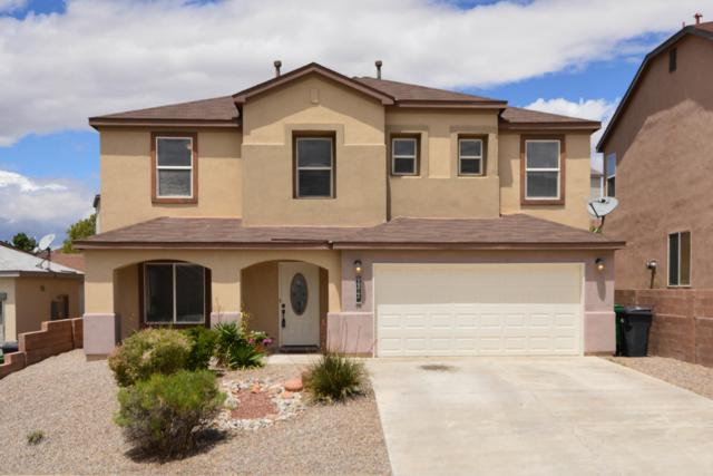 5317 Buckeye Court NE, Rio Rancho, NM 87144 (MLS #945140) :: The Bigelow Team / Realty One of New Mexico