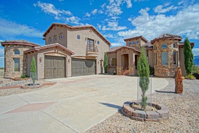 3436 Kafka Road NE, Rio Rancho, NM 87144 (MLS #945141) :: The Bigelow Team / Realty One of New Mexico