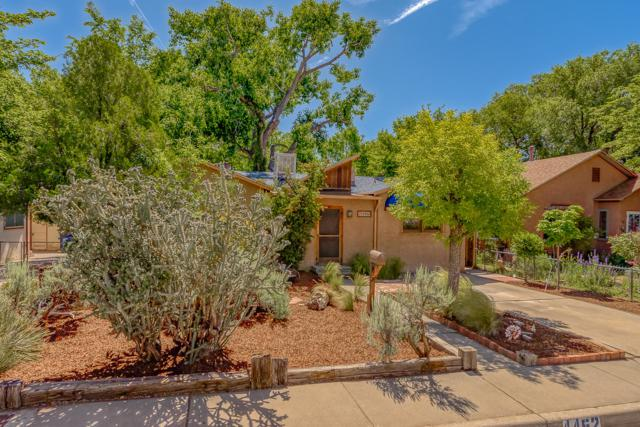 4452 3rd Street NW, Albuquerque, NM 87107 (MLS #945146) :: Silesha & Company