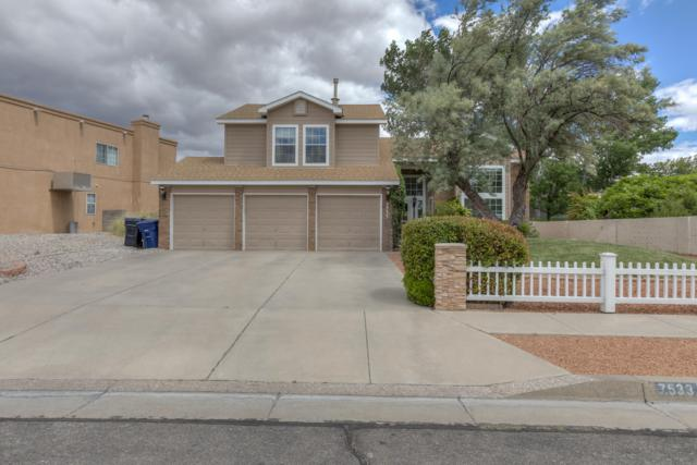 7533 Deerfield Road, Albuquerque, NM 87120 (MLS #945151) :: The Bigelow Team / Realty One of New Mexico