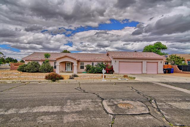 5021 Crownpoint Court NW, Albuquerque, NM 87120 (MLS #945152) :: Campbell & Campbell Real Estate Services