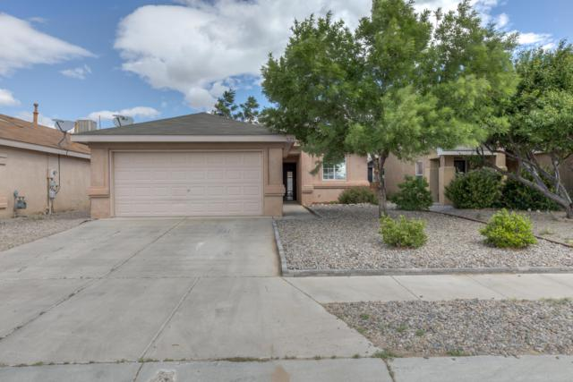 7623 Pronghorn Road SW, Albuquerque, NM 87121 (MLS #945178) :: Silesha & Company