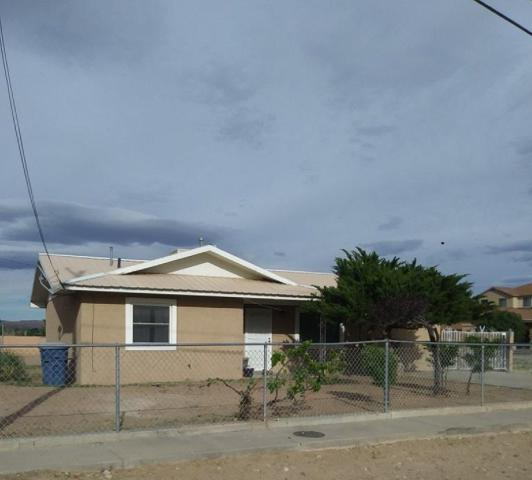 1244 Calixtro Road, Socorro, NM 87801 (MLS #945183) :: Silesha & Company