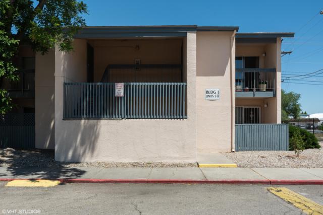 4601 Carlisle Boulevard J6, Albuquerque, NM 87109 (MLS #945210) :: Campbell & Campbell Real Estate Services