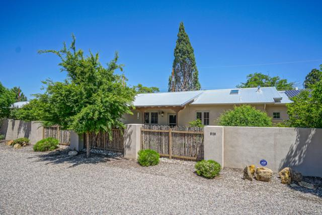 5128 Guadalupe Trail NW, Albuquerque, NM 87107 (MLS #945224) :: Silesha & Company