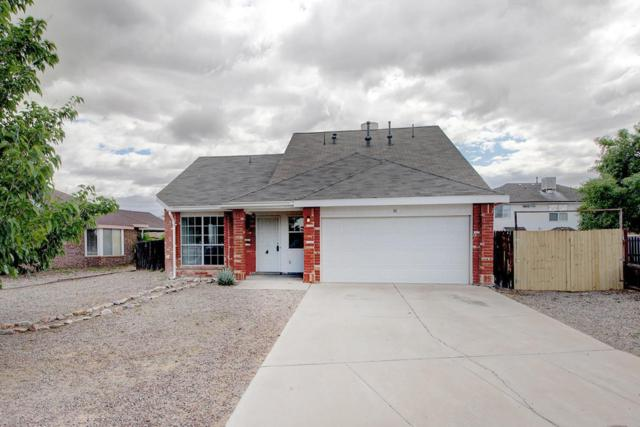 36 Apache Plume Road, Los Lunas, NM 87031 (MLS #945225) :: The Bigelow Team / Realty One of New Mexico