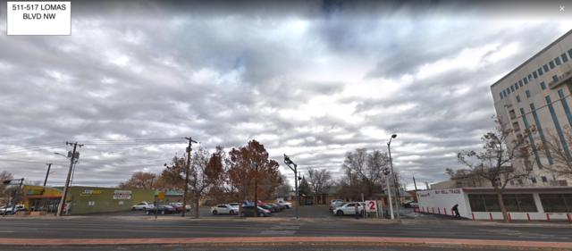 513 Lomas Boulevard NW, Albuquerque, NM 87102 (MLS #945228) :: Campbell & Campbell Real Estate Services
