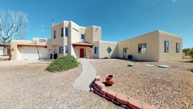 701 Sol De Sandia Place SW, Albuquerque, NM 87105 (MLS #945244) :: Campbell & Campbell Real Estate Services