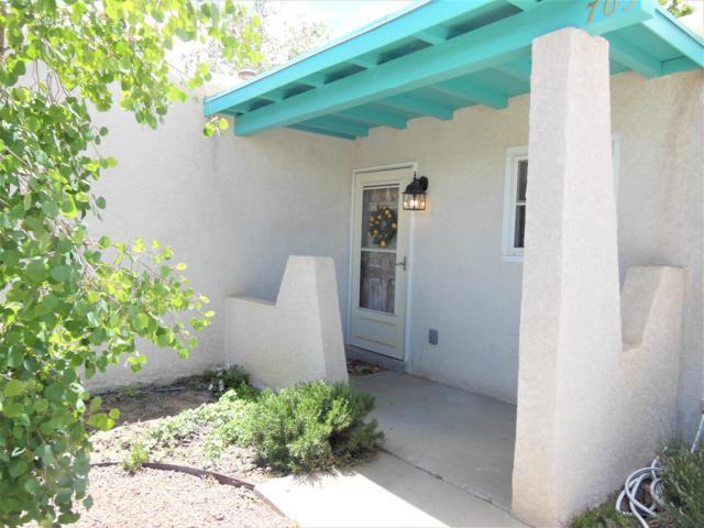 705 San Juan De Rio Drive SE, Rio Rancho, NM 87124 (MLS #945252) :: Silesha & Company