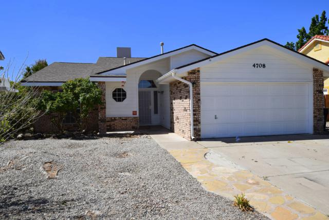 4708 Homestead Trail NW, Albuquerque, NM 87120 (MLS #945254) :: The Bigelow Team / Realty One of New Mexico