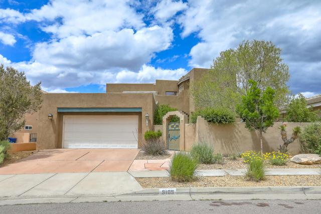 9105 Corona Avenue NE, Albuquerque, NM 87122 (MLS #945283) :: The Bigelow Team / Realty One of New Mexico