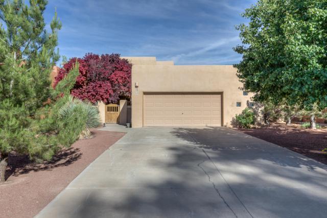 8917 Ortega Court NW, Los Ranchos, NM 87114 (MLS #945295) :: Silesha & Company
