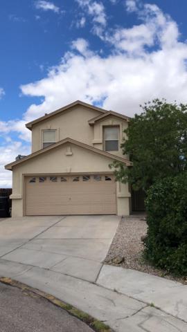 8431 Casa Morena Court NW, Albuquerque, NM 87120 (MLS #945297) :: Silesha & Company