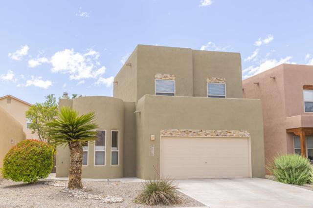 9711 Calle Chamisa NW, Albuquerque, NM 87114 (MLS #945305) :: Silesha & Company