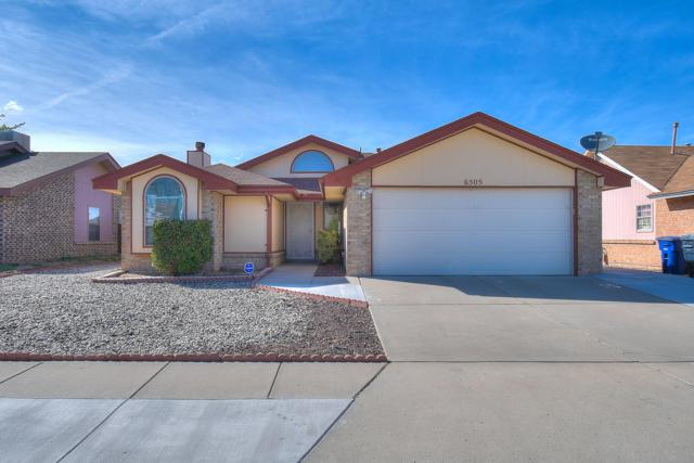 6505 Lamy Street NW, Albuquerque, NM 87120 (MLS #945328) :: The Bigelow Team / Realty One of New Mexico