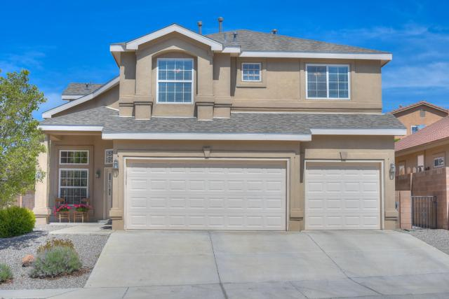 9315 Drolet Drive NW, Albuquerque, NM 87114 (MLS #945329) :: Silesha & Company