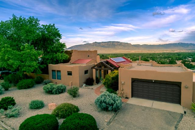 5 Santa Ana Trail North, Corrales, NM 87048 (MLS #945330) :: The Bigelow Team / Realty One of New Mexico