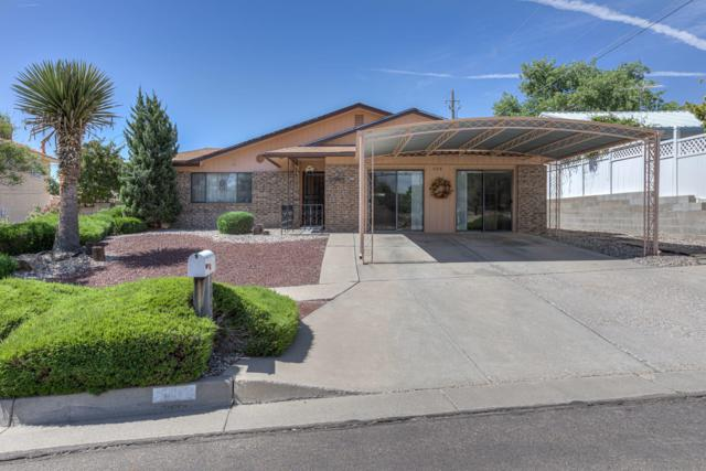 5108 Atrisco Place NW, Albuquerque, NM 87105 (MLS #945343) :: Campbell & Campbell Real Estate Services