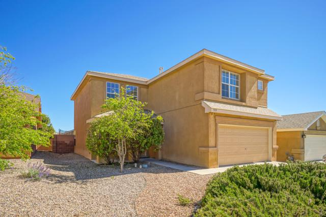 7519 Goshawk Avenue NW, Albuquerque, NM 87114 (MLS #945347) :: The Bigelow Team / Realty One of New Mexico