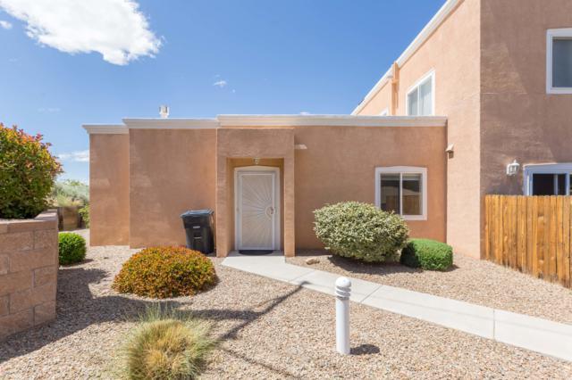 4701 Morris Street NE Apt 1801, Albuquerque, NM 87111 (MLS #945354) :: The Bigelow Team / Realty One of New Mexico
