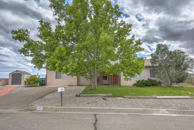 992 Orinoco Drive SE, Rio Rancho, NM 87124 (MLS #945372) :: The Bigelow Team / Realty One of New Mexico