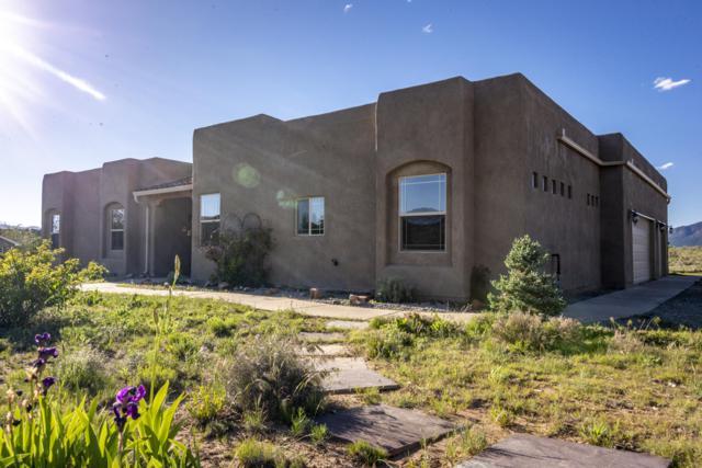 47 Vista Encantada Drive, Edgewood, NM 87015 (MLS #945376) :: Campbell & Campbell Real Estate Services
