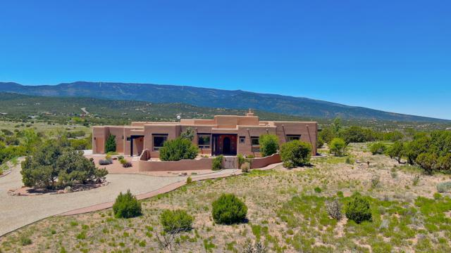 46 Camino Real, Sandia Park, NM 87047 (MLS #945380) :: Campbell & Campbell Real Estate Services