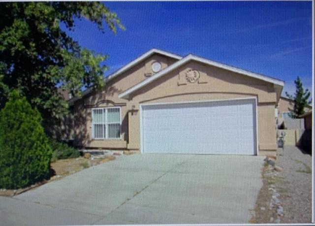 9127 Anacapa Avenue NW, Albuquerque, NM 87121 (MLS #945383) :: Campbell & Campbell Real Estate Services