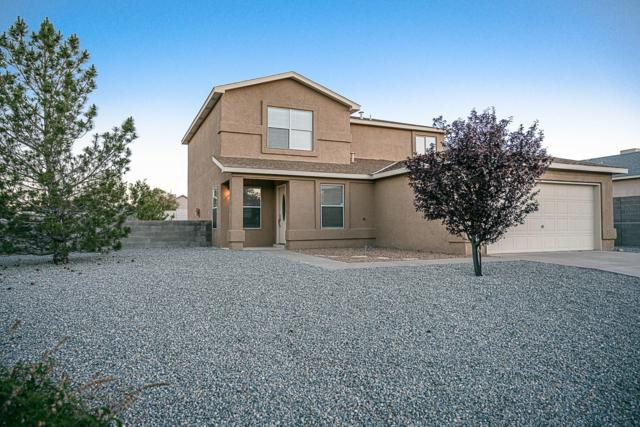 6518 Freemont Hills Loop NE, Rio Rancho, NM 87144 (MLS #945386) :: The Bigelow Team / Realty One of New Mexico