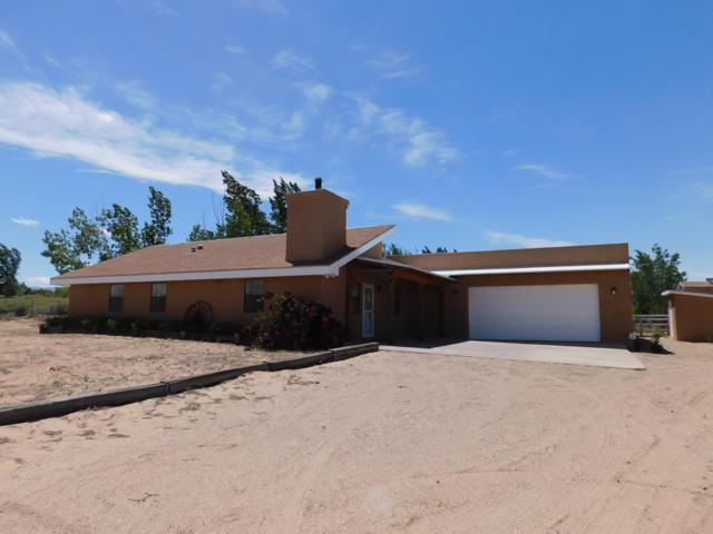 10 Frances Road, Los Lunas, NM 87031 (MLS #945390) :: Campbell & Campbell Real Estate Services