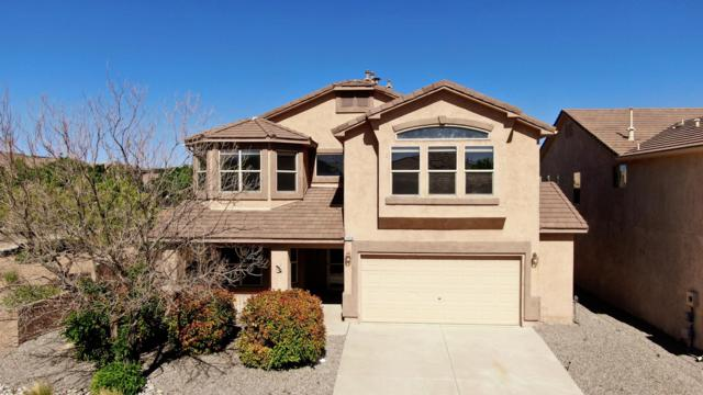 1408 Montiano Loop SE, Rio Rancho, NM 87124 (MLS #945396) :: The Bigelow Team / Realty One of New Mexico