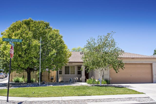 3403 Fowler Meadows Drive NE, Rio Rancho, NM 87144 (MLS #945400) :: The Bigelow Team / Realty One of New Mexico