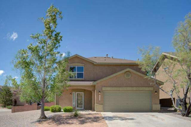 7923 Dragoon Road NW, Albuquerque, NM 87114 (MLS #945408) :: The Bigelow Team / Realty One of New Mexico